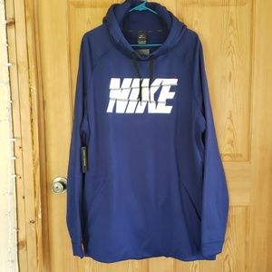 Nike 3xlt Therma Dri-Fit hooded pullover